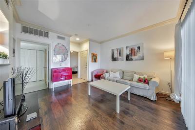 Houston Condo/Townhouse For Sale: 3231 Allen Parkway #1105