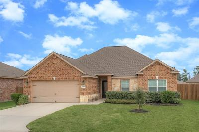 Hockley Single Family Home For Sale: 22810 Sylvanus Drive