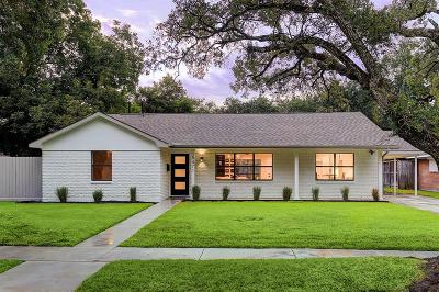Houston Single Family Home For Sale: 5471 Jason Street