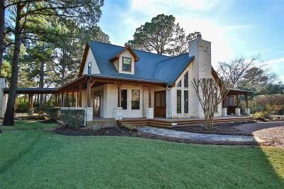 Cypress Single Family Home For Sale: 18409 Cypress Church Road