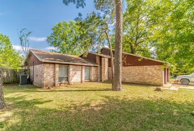 Houston Single Family Home For Sale: 15810 Whipple Tree Drive