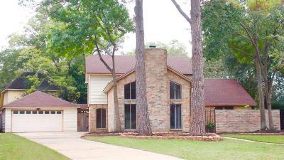 Houston Single Family Home For Sale: 11531 Pinole Lane Court