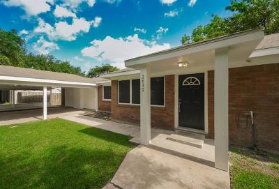Texas City Single Family Home For Sale: 2632 27th Avenue N