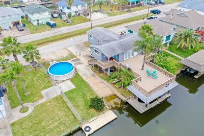 Bayou Vista Single Family Home For Sale: 400 Ling Street