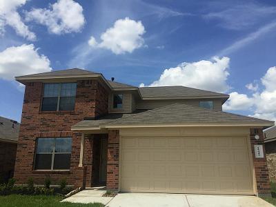 Houston Single Family Home For Sale: 15443 Casita Verde Way