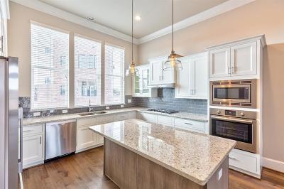 Houston Condo/Townhouse For Sale: 6082 Kansas Street