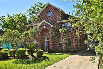 Bellaire Single Family Home For Sale: 4629 Oleander