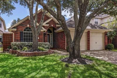 Katy Single Family Home For Sale: 1314 Sand Pines