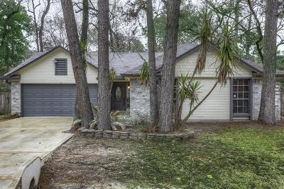 The Woodlands Single Family Home For Sale: 25 E Lance Leaf Road