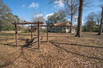Conroe Single Family Home For Sale: 11907 Fm 1485 Road