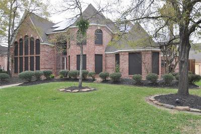 Spring Single Family Home For Sale: 17303 De Chirico Circle