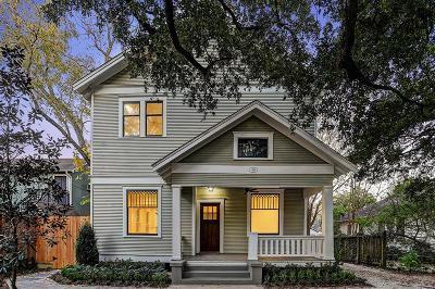 Houston Single Family Home For Sale: 1446 Rutland Street