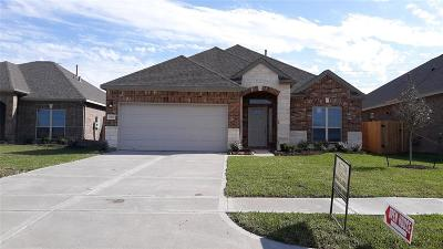 Texas City Single Family Home For Sale: 8817 Explorer Drive