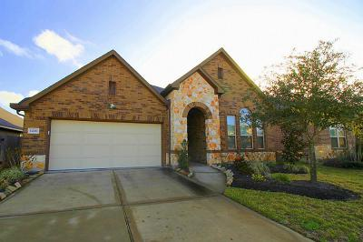 Tomball Single Family Home For Sale: 12211 Spellbrook Point Lane