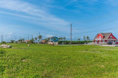 Galveston Residential Lots & Land For Sale: 11010 1/2 Termini San Luis Pass Road