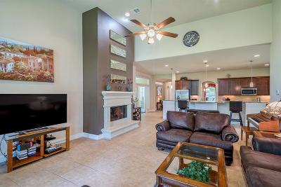 Tomball Single Family Home For Sale: 50 N Swanwick Place