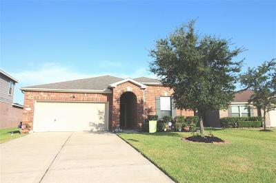 Manvel Single Family Home For Sale: 3615 Krebbs Ct