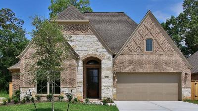 New Caney Single Family Home For Sale: 18759 Montero Lane