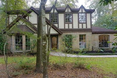 The Woodlands Single Family Home For Sale: 38 Wishbonebush Road