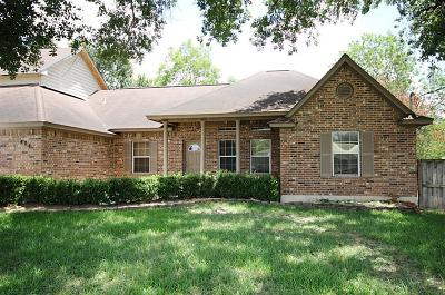 Sealy Single Family Home For Sale: 404 Frydek Road