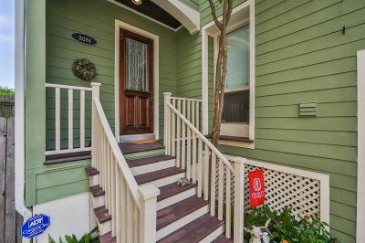 Houston Single Family Home For Sale: 1028 W 16th Street #A