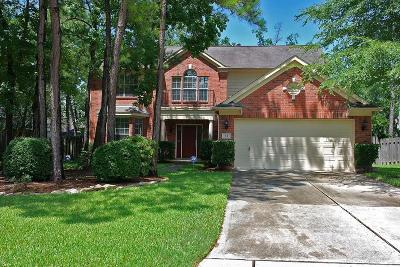 The Woodlands Single Family Home For Sale: 11 Ginger Bay Place