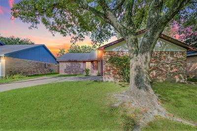 Katy Single Family Home For Sale: 1819 Oakwell Lane