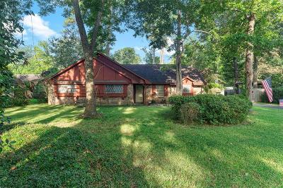 Porter Single Family Home Option Pending: 20464 Youpon Lane