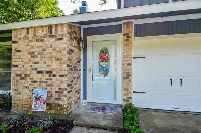 Houston Single Family Home For Sale: 3914 Cedar Forest Drive