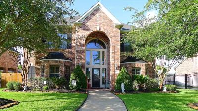 Katy Single Family Home For Sale: 6914 Monarch Lake Lane