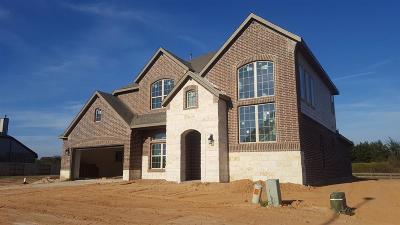 Katy Single Family Home For Sale: 4023 Stilton Lake Ln
