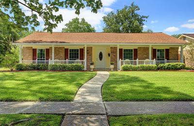 Houston Single Family Home For Sale: 5919 Portal Drive