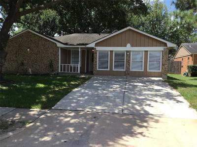 Pasadena Single Family Home For Sale: 3622 Sunshine Lane