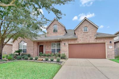 Tomball Single Family Home For Sale: 12319 Scherer Woods Court