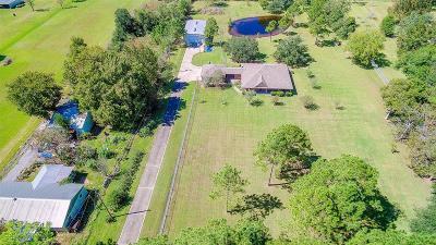 Santa Fe Single Family Home For Sale: 3002 Avenue J