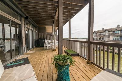 Condo/Townhouse For Sale: 2704 Lighthouse Drive