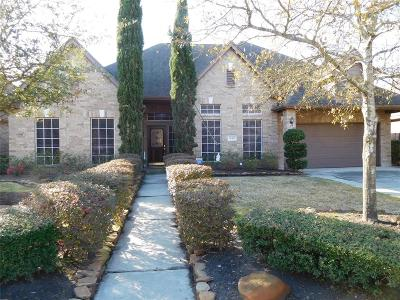 Tomball Single Family Home For Sale: 15427 Oxenford Drive