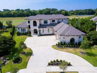 Katy Single Family Home For Sale: 23219 Two Harbors Glen Street