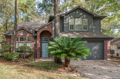 The Woodlands Single Family Home For Sale: 18 Grey Birch Place