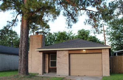 Houston Single Family Home For Sale: 8622 Flower Path Street
