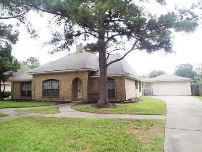 Katy Single Family Home For Sale: 1723 Cornerstone Place Drive