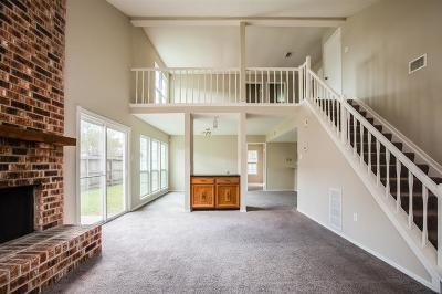 Houston Single Family Home For Sale: 16606 Quail Dale Drive