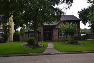 Houston TX Single Family Home For Sale: $259,900