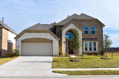 Richmond Single Family Home For Sale: 3250 Karleigh Way