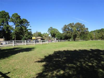 Willis Farm & Ranch For Sale: 00 Fm 1097 Boulevard