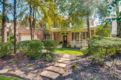 The Woodlands Single Family Home For Sale: 6 Graceful Elm Ct
