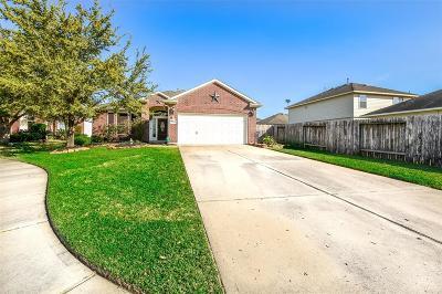 Cypress Single Family Home For Sale: 7506 Sendera Oaks Court