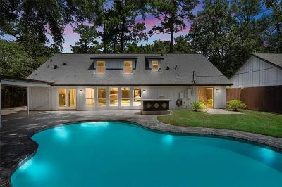 Briargrove Park Single Family Home For Sale: 10007 Briar Drive