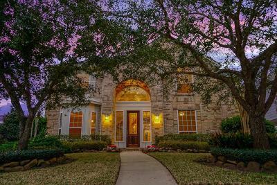 Katy Single Family Home For Sale: 22403 Bridgehaven Drive