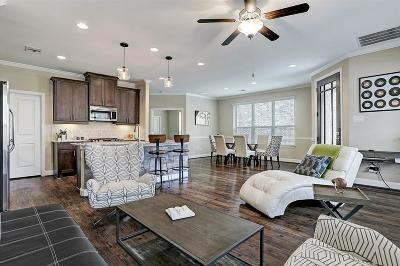 Webster Condo/Townhouse For Sale: 711 Via Lago